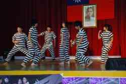 新加坡蒙福中學蒞臨參訪-舞蹈組同學表演