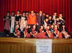 2011/01/06 原民會林江義副主委來校演講