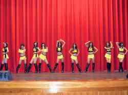 表演團體:少女時代