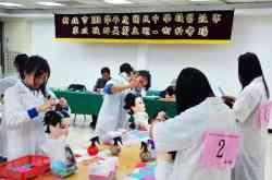 國中技藝競賽(美髮類)