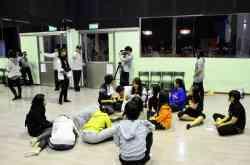 假日藝術學校 練舞趣