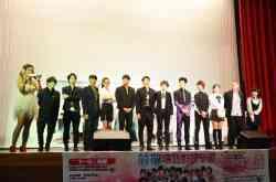 2012/12/25 終極一班來校宣傳記者會