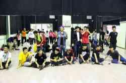 指導學生的舞蹈天團《莊敬ATC》
