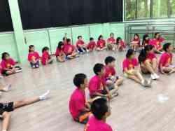 及人小學暑期育樂營-街舞課