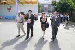 莊敬高職表演藝術科與台灣藝術大學攜手合作締結姊妹校