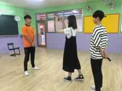 群星瑞智至本校徵選電影角色