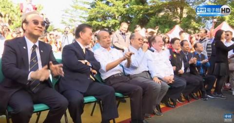 【現場直播】韓國瑜參訪莊敬高職電競產業班
