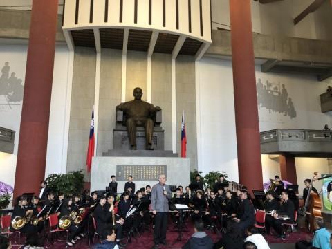 莊敬音樂科國立國父紀念館演出(108年11月27日)