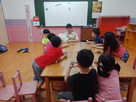 幼兒園見習活動