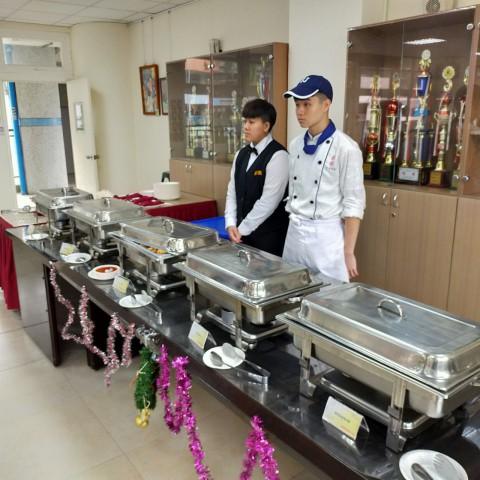 108/12/24文山國中感恩餐會