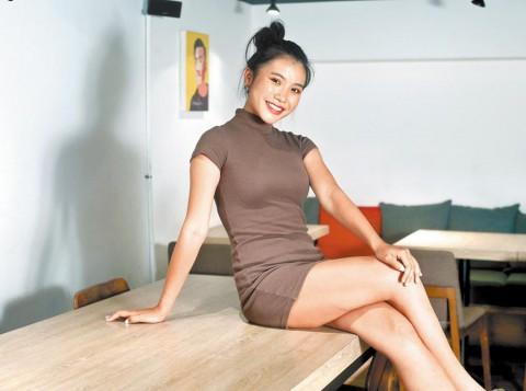 快訊~莊敬高職演藝科 畢業校友 郭雅茹在民視金鐘劇《無主之子》獻出拍戲處女秀