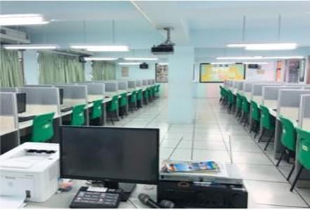 二樓電腦教室