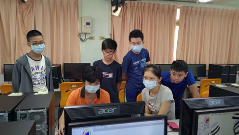 20200827 光榮國中教師來校研習